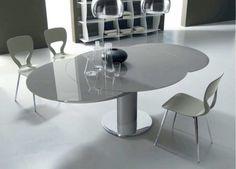 Runde Esstische als Design-Highlight: Modern und ausziehbar ...