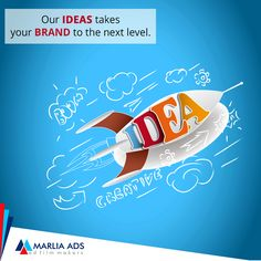 Take your brand to the next level with innovative advertising with Marlia Ads  #Think #Different #MarliaAds #AdFilms #CorporateFilms #Animation #PhotoShoot