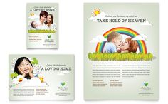 Kindergarten flyer ad template design layout ideas pinterest foster care and adoption flyer and ad template design by stocklayouts saigontimesfo