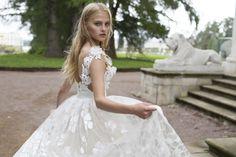 NEW COLLECTION - IVORY&WHITE BY NURIT HEN - נורית חן - שמלות כלה, שמלות ערב