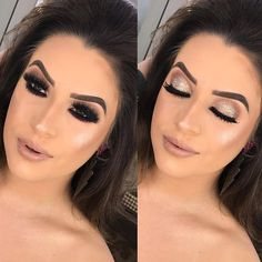 "2,545 Likes, 8 Comments - Maquiagem Lovers (@maquiagemlovers) on Instagram: ""@lucianemarinhomakeup 💗 . #maquiagemlovers #makeupartist #maquiagembrasil #maquiagembrasill…"""