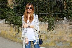 Knit, Dots And White Converse