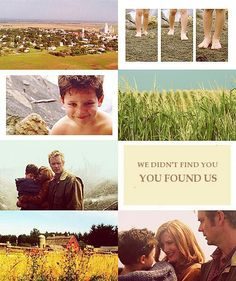 You found us. - Smallville