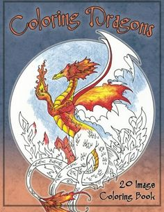 Coloring Dragons Coloring Book by Amy Brown https://www.amazon.com/dp/1530583721/ref=cm_sw_r_pi_dp_x_eFBBybAPFKS9E