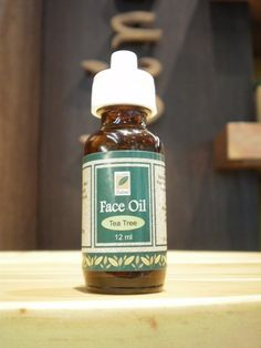 Face oil tea tree
