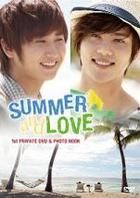 "Young Saeng & Kyu Jong - 1st Private DVD ""Summer and Love"" (DVD) (Japan Version)"
