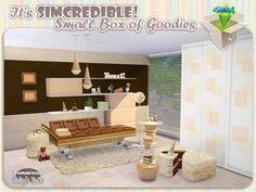 SIMcredible!'s Yumminess box of goodies + full set