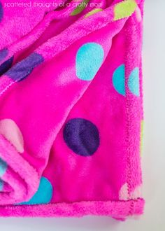 Fleece sewing projects