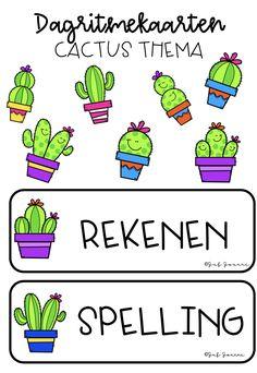 Spelling, Back To School, Cactus, Teacher, Classroom, Activities, How To Plan, Education, Kinder Surprise