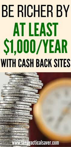 Looking to add extra money to your account? You can earn extra money by using cash back sites. Basically, you earn while you shop or while you are doing your online shopping. There are ways you can reduce your online purchases. You may become richer by using cash back sites. #cashback #money #blog #rich #extramoney