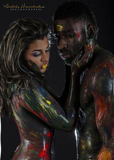 Arte: Pequeño Bless Modelo: Pequeño Bless & Diana Luna Fotorafia: Andres Hernades