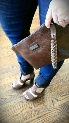 Love this new clutch!