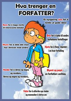 Ida_Madeleine_Heen_Aaland uploaded this image to 'Ida Madeleine Heen Aaland/Plakater -regler-'. See the album on Photobucket. Science Projects, Best Teacher, Guided Reading, Anchor Charts, Teaching English, Creative Writing, Norway, Literacy, Homeschool