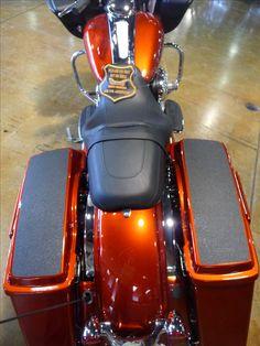 Saddlebox Paint Protection Harley Davidson Dyna Switchback Model - $79.95 www.flynhawgs.com #Harley