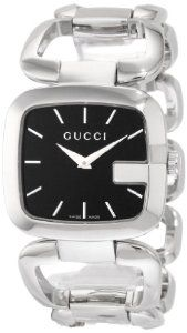 Gucci Women's YA125407 G-Gucci Watch,