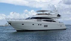 Used 2005 Princess-viking Sport Cruiser 70 Motor Yacht, Miami, Fl - 11520 - BoatTrader.com