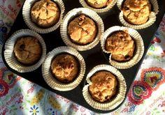 Tojás és tejmentes mazsolás muffin recept