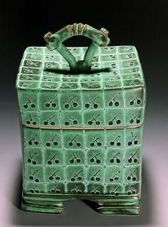 Green Square Box, Timothy Sullivan