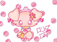 Jewelpet Lollip   by Chaomaster1.deviantart.com on @deviantART
