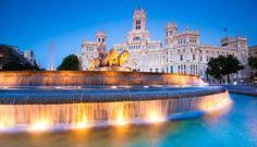 Viajar Madrid, la ciudad que  no descansa