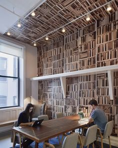 ?What If! office by Mapos, New York City