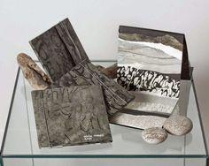 Núria Rossell, artist books (Diaris de nàufrags)