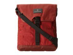 Victorinox Altmont™ 3.0 - Flapover Digital Bag Red/Black - Zappos.com Free Shipping BOTH Ways