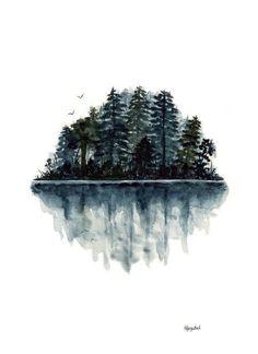 Watercolor Inspiration | ВКонтакте