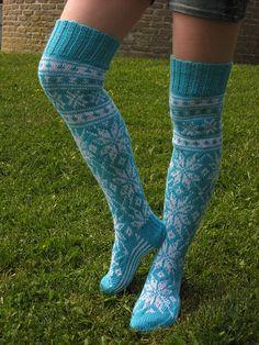 Ravelry: jofaliina's Star socks