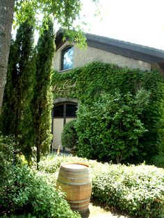 Everything Coastal....: A Healdsburg Winery with a Nautical Twist!