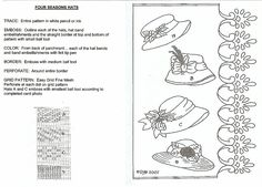 To download and save any of my FREE  patterns:  Click on  image to enlarge. Right click on enlarged image....on the drop down  menu, r...