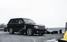 "4 22"" New Alloy Wheels & Tyres Range Rover Style 7 Spoke  285/35x22 106w **save on Tyres 01392 20 30 51 **"