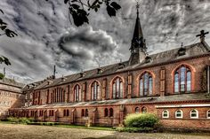 Monastery, Building, Hdr, Expired