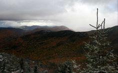 Vue sommet, Jay Mountain, Adirondacks, octobre 2015 Jay, Photos, Mountains, Nature, Travel, Upstate New York, October, Pictures, Naturaleza