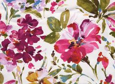 P Kufmann - Paint Palette Punch  Pale Lavender, Orchid, Grass Green, Mandarin Orange, Celery, Turquoise, Purple, Ocean Blue, Pumpkin and Golden