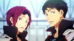Free! Sourin GIF
