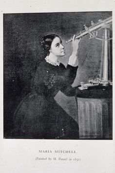 Maria Mitchell - An Early American Astronomer