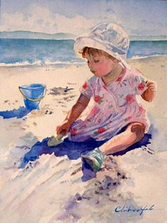 Seashore https://www.amazon.com/Painting-Educational-Learning-Children-Toddlers/dp/B075C1MC5T