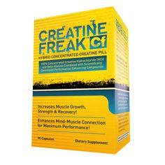 Creatine Freak Box