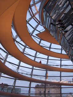 Reichstag, New German Parliament Berlin by Norman Foster