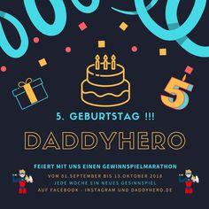 DADDYHERO WIRD 5 Movie Posters, Birthday, Film Poster, Billboard, Film Posters