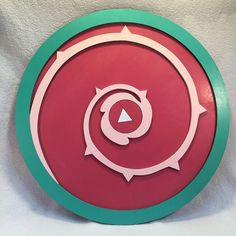 23 Steven Universe Shield Replica por NerdyVille en Etsy