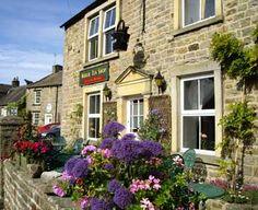 Muker Village Tea Shop, northern Yorkshire