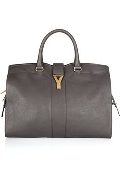 Yves Saint Laurent Large Cabas Chyc leather tote | All Handbag Fashion