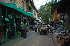 Oturakci Pazari (Oturakci Bazaar), Downtown, Adiyaman