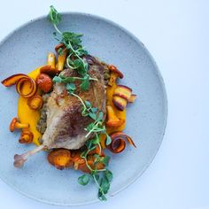 Recipe | Confit Duck Leg by Josh Gale | FOUR Magazine