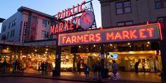 5 villes à visiter absolument: #Seattle, #USA. Photo: Istock