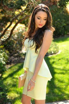 Citrusy in Ctirine (Hapa Time) Teen Fashion, Fashion Beauty, Womens Fashion, Beautiful Asian Girls, Gorgeous Women, Hapa Time, Jessica Ricks, Girl Outfits, Fashion Outfits