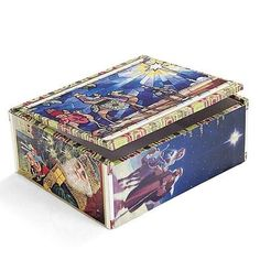 Shoebox Crafts : DIY  Decoupage Card Boxes