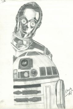 R2-D2 y C3-P0